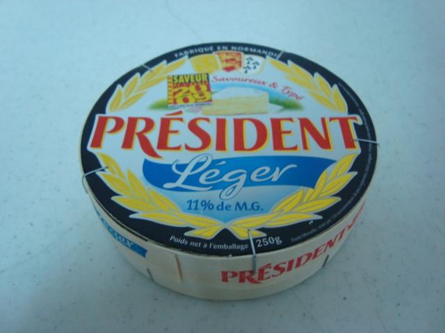"""Camembert Francés Président (ligero)"""