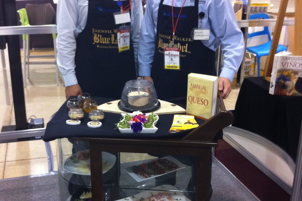 Reseña Comalca Gourmet y La Europea «Expo Canirac Mérida 2012»