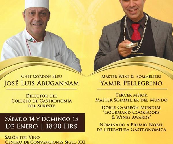 Expo Canirac Mérida 2012 «Experiencias Sensoriales»