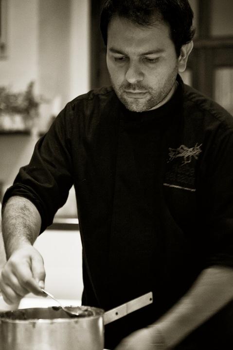 Chef Enrique Olvera @enriqueolvera