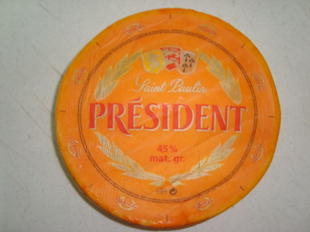 """Saint Paulin Président"""