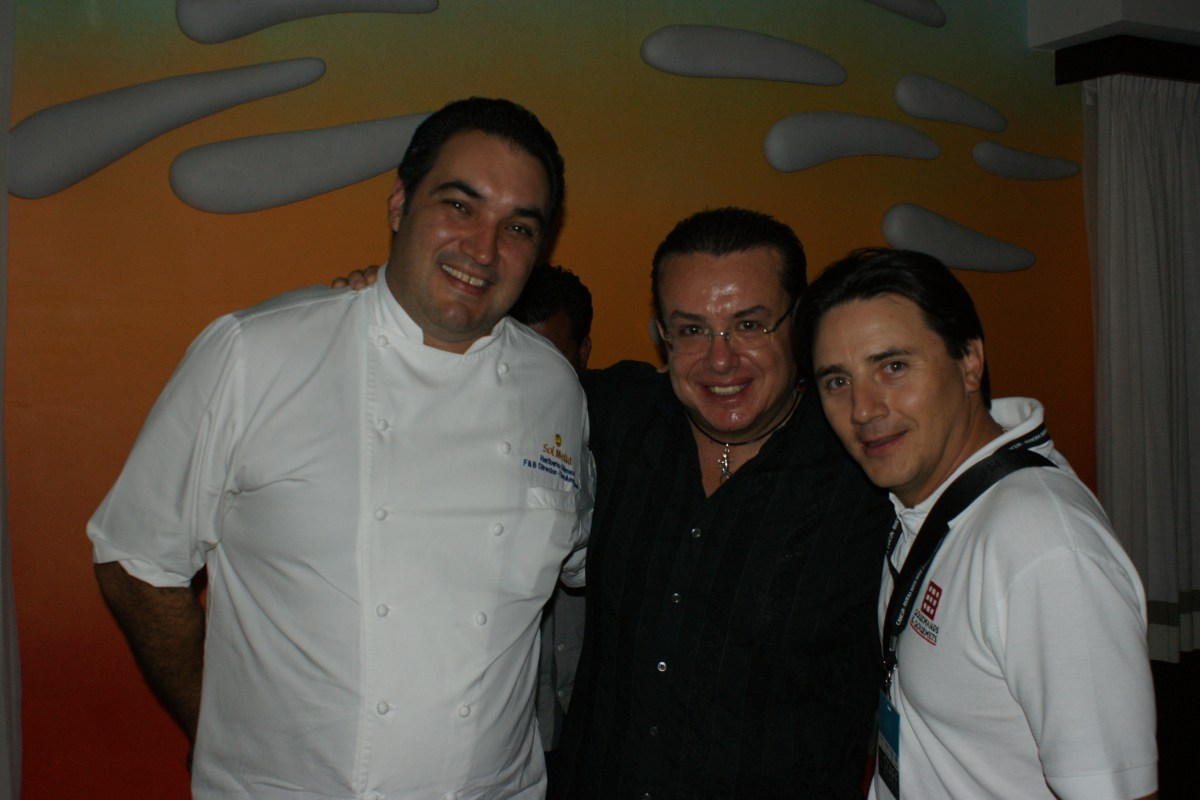"Imágenes Celebrity Lounge ""Cancún Wine & Food Festival"""