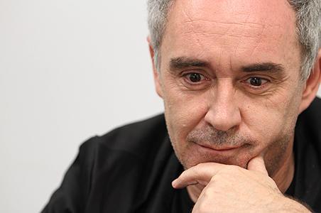Ferran Adrià, un iluminado de la Cocina vía El Economista