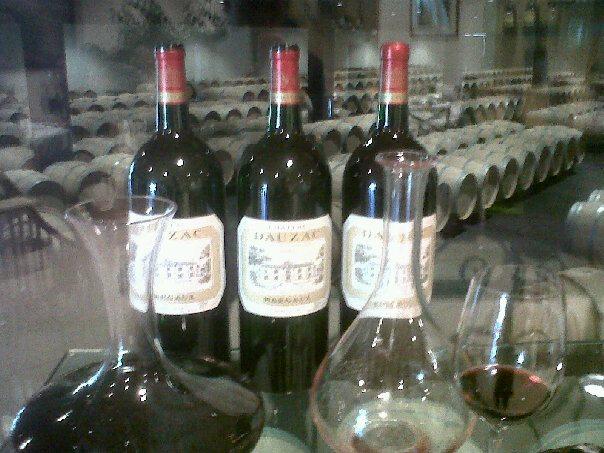 """Cata """"en primeur"""" 2011, Vinos Región de Margaux vía René Rentería"""