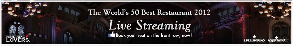 """Los 50 mejores Restaurantes del Mundo 2011 """"Quienes serán este 2012?"""""""