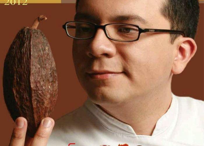 Participación Chef José Ramón Castillo en Université de Cergy-Pontoise IUFM – Paris en imágenes
