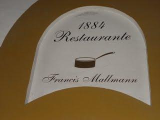 1884 Restaurante Francis Mallmann