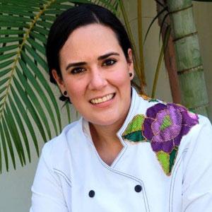 Chef Marta Zepeda @chefmartazepeda