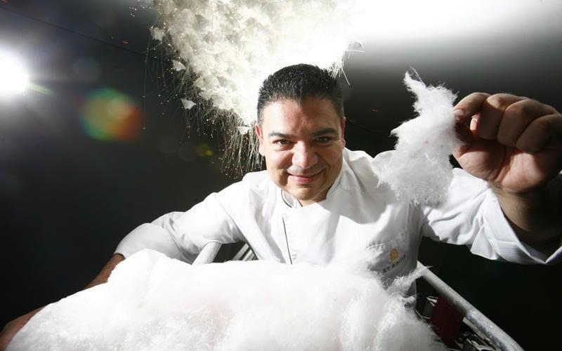 Chef Enrique Farjeat @efarjeat