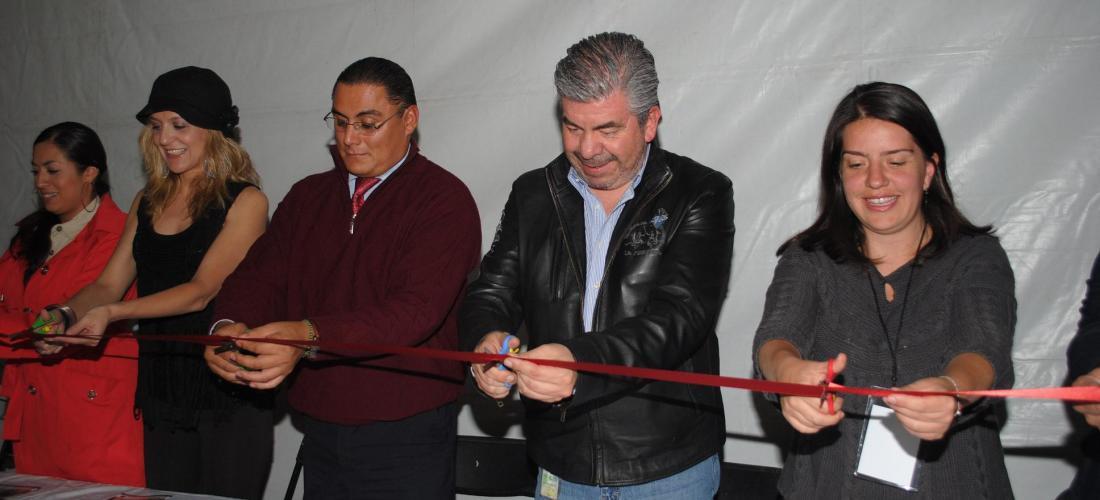 """Boletín de Prensa """"Inauguración 1a Feria del Vino y el Queso Coyoacán 2012"""""""