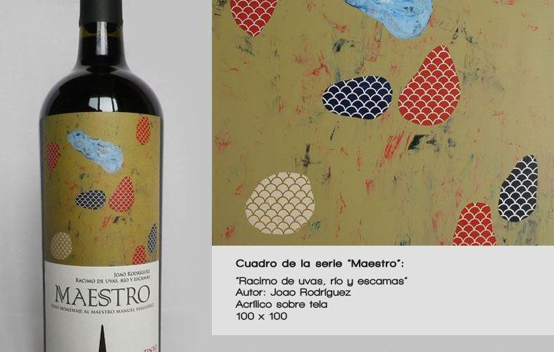 """Conoce la edición Especial de vino tinto mexicano """"Maestro"""""""