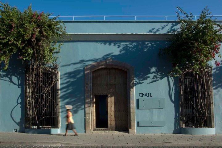 Hotel Azul de Oaxaca @azuldeoaxaca sede Festival El Saber del Sabor@saberdelsabor #FESS2012