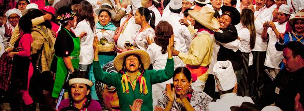 Perú celebra Feria Gastronómica Mistura @MisturaPeru del 7 al 16 Septiembre 2012