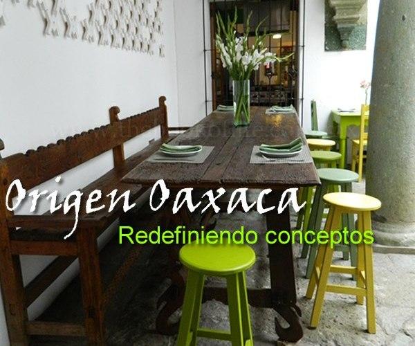 """Conoce el """"Restaurante Origen Oaxaca"""" Chef Rodolfo Castellanos @huajerodocos @saberdelsabor #FESS2012"""