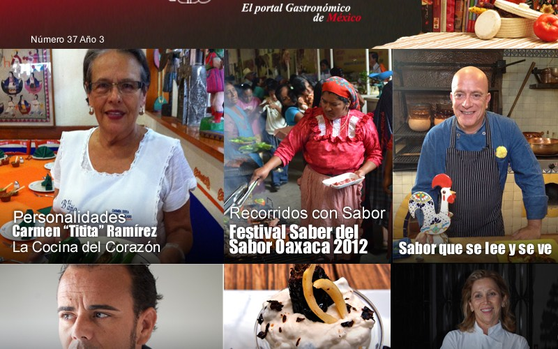 Culinaria Mexicana No 37 @cmexicana ya se encuentra disponible