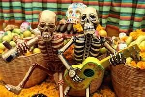 Los mexicanos, fieles a sus tradiciones y a sus difuntos