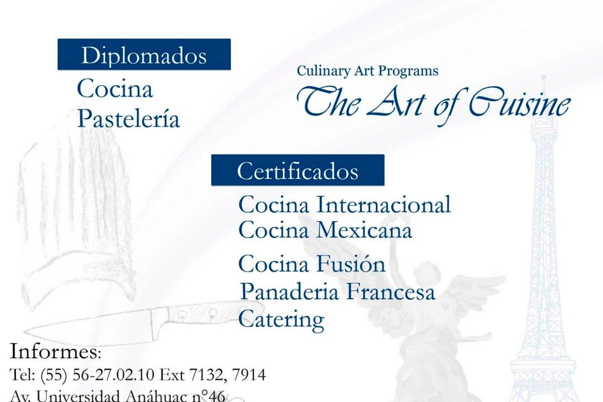 """Le Cordon Bleu México """"El Arte de Vivir con pasión"""" Universidad Anahuac @anahuac @AnahuacMayabCAA"""