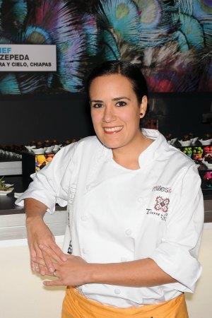 El Universal – Menú – La magia de Chiapas Chef Marta Zepeda @chefmartazepeda