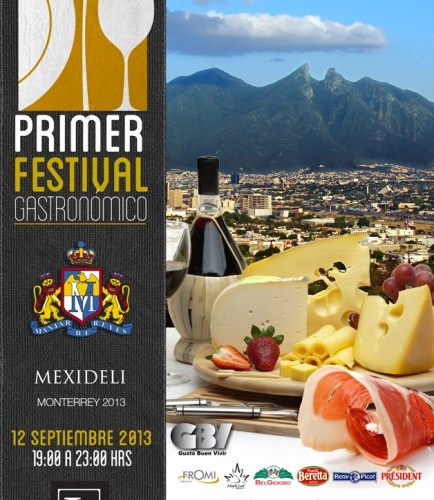 Conoce los Platillos que participaron en el «Primer Festival Gastronómico Mexideli 2013»