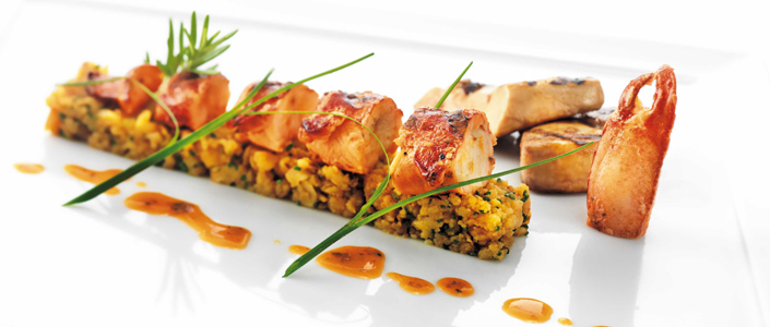 Taller Comalca Gourmet @ComalcaGourmet & Rougié @RougieFoieGras @UT_RivieraMaya