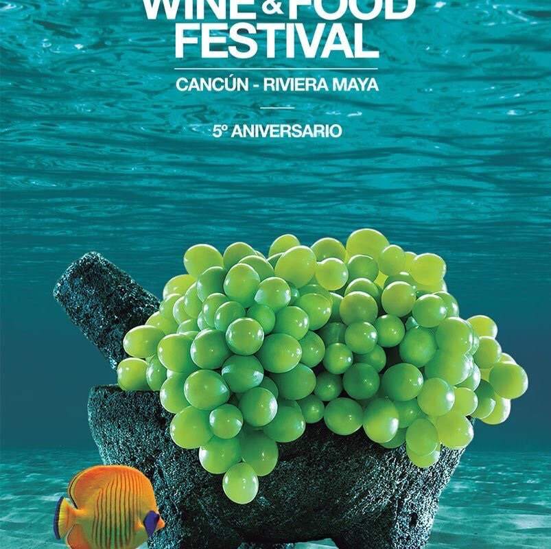 Wine  & Food Festival Cancún @WineFoodMX #MéxicoGourmet