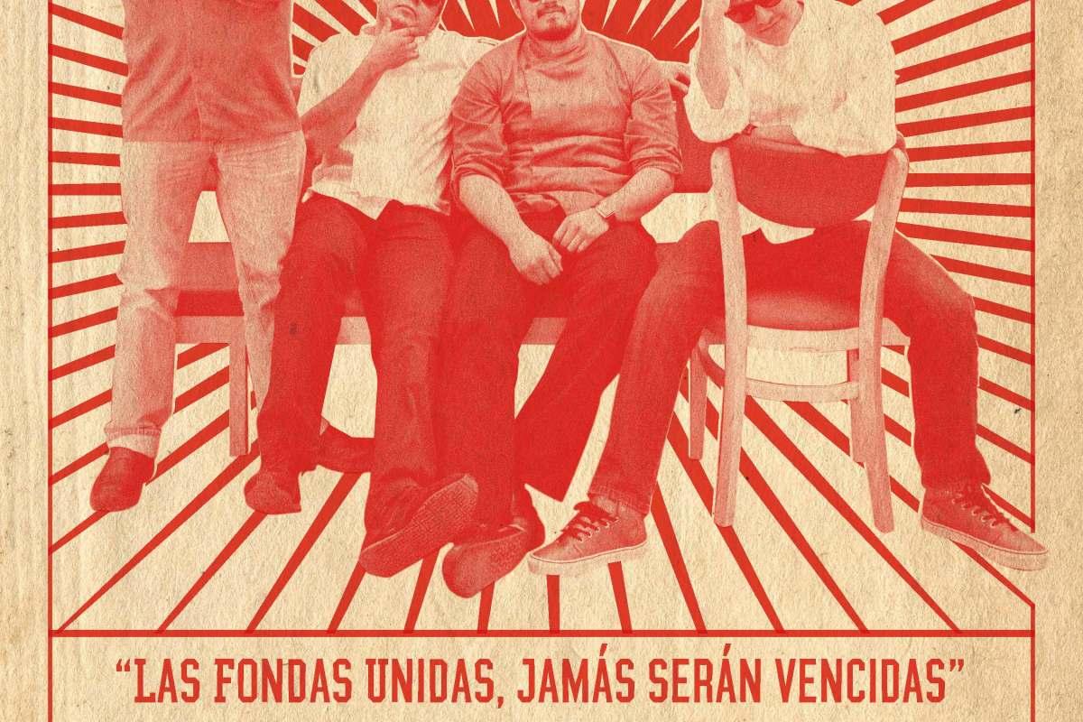 LAS FONDAS UNIDAS, JAMÁS SERÁN VENCIDAS @fondamayora @fondafinamx