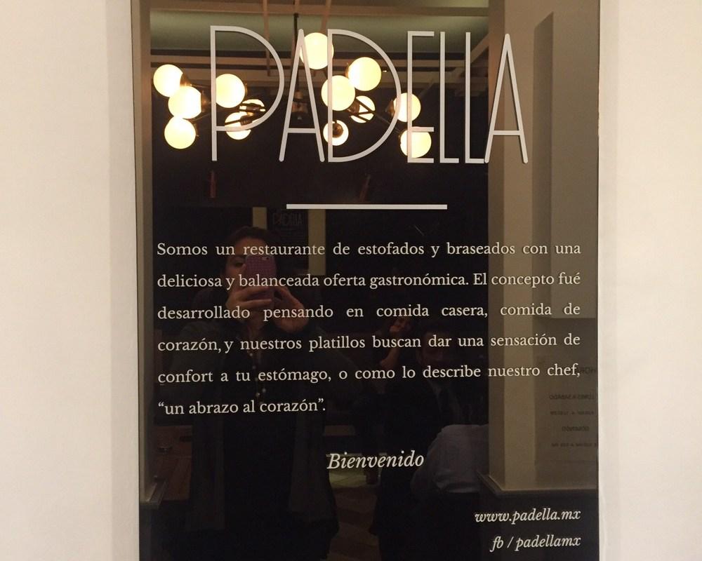 Padella lo consigue y nos roba el corazón con su propuesta gastronómica, en la San Miguel Chapultepec, CDMX