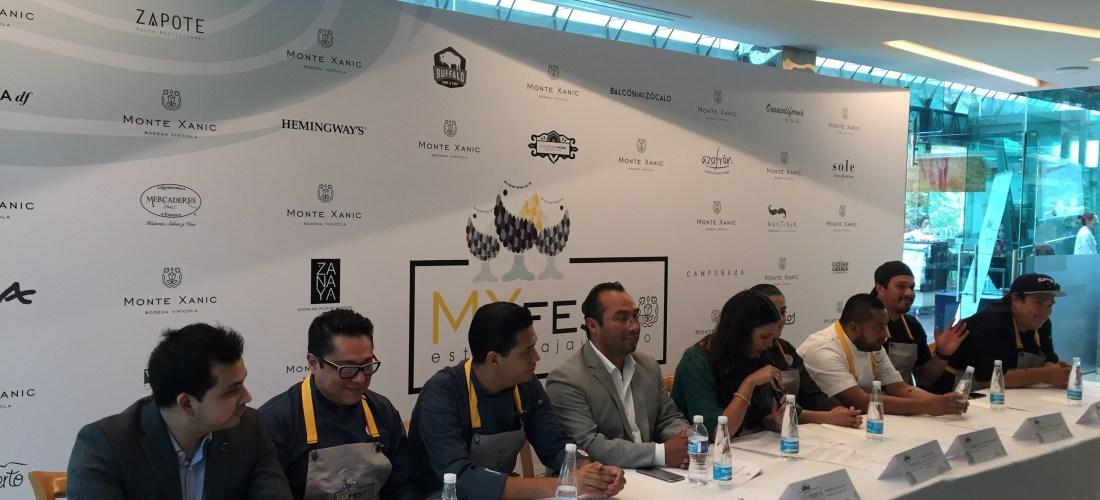 Monte Xanic presenta la primera edición de MXFEST Estilo Bajaurbano en la Ciudad de México, Guadalajara, Veracruz, Oaxaca y Puebla.