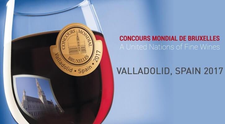 México y sus vinos se imponen en el Concours Mondial de Bruxelles