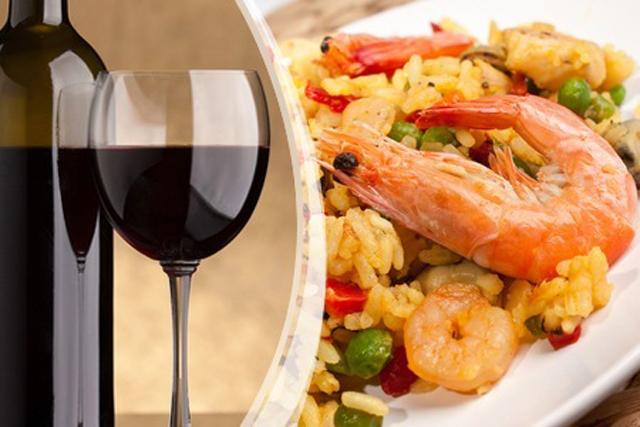 """#SanMigueldeAllende sede del Primer Festival de Paella y vino """"Azafrán"""""""