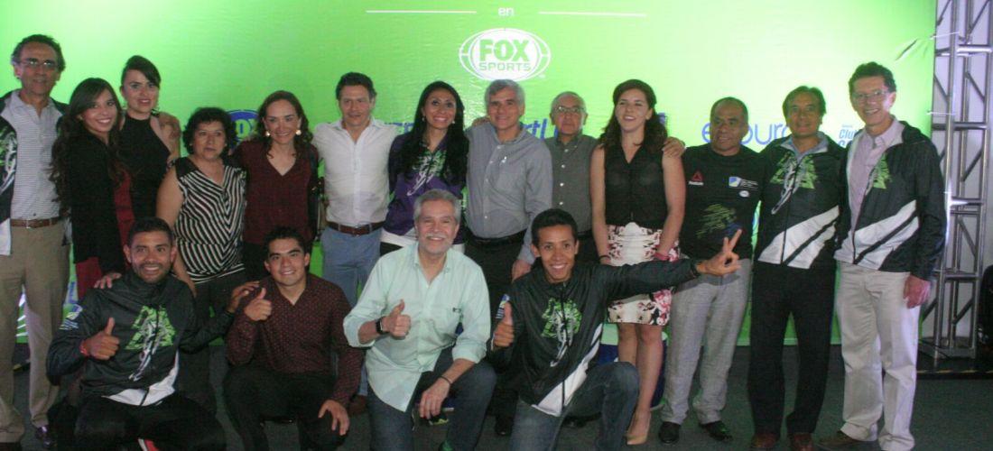 Premiación de la 37 #CarreraDíadelPadre @RunDiaDelPadre @FOXSportsMX