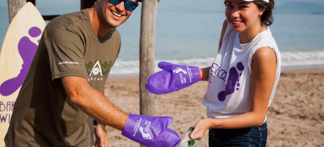Este 15 de Julio, Playa Camarones en #PuertoVallarta será el movimiento #BarefootXVallarta
