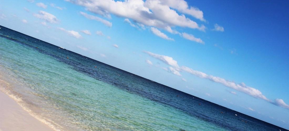 Hermosa playa en Puerto Morelos #QuintanaRoo #México @PtoMorelosAyto