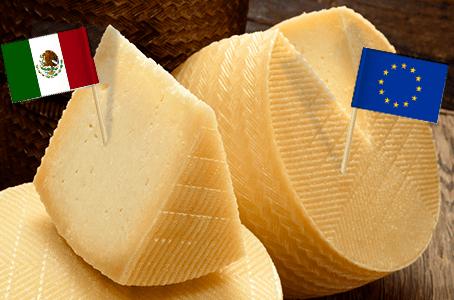 #México está 'en guerra' con Europa por el queso manchego. @ElFinanciero_Mx