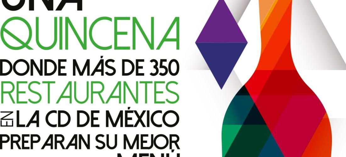 Más de 400 restaurantes buscan reactivar la economía de la gastronómica @delcomensalmx #QuincenaDelComensal