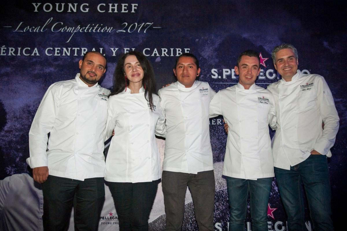 José Óscar Casimiro Segundo, chef mexicano del restaurante Ajumú en Guadalajara, es el joven que representará a América Central y el Caribe en la final de S.Pellegrino Young Chef 2018.