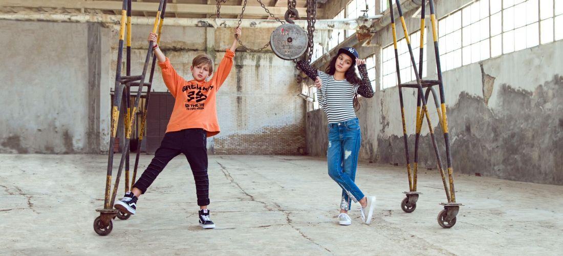 Sneakers para los pequeños con gran estilo #TrueKids