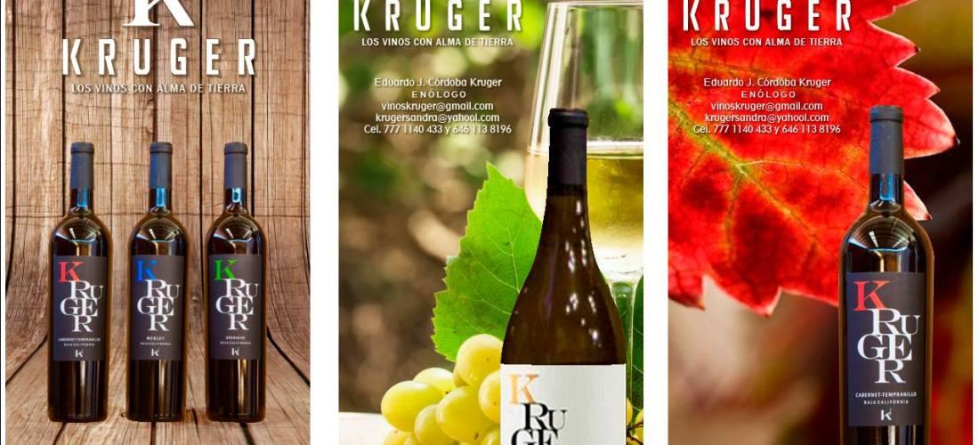 KRUGER Los vinos con alma de tierra @ConviteGourmet #SaboraCampeche