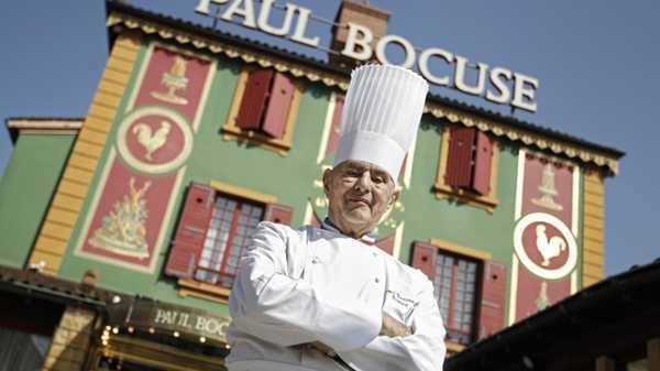 Murió el chef Paul Bocuse, el «papa» de la gastronomía francesa