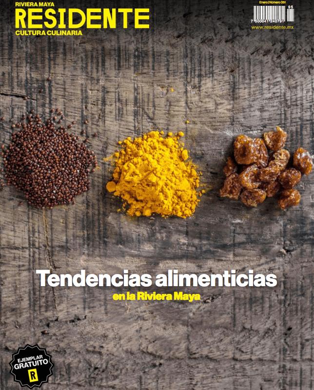 Tendencias alimenticias en la #Riviera Maya #RevistaResidente