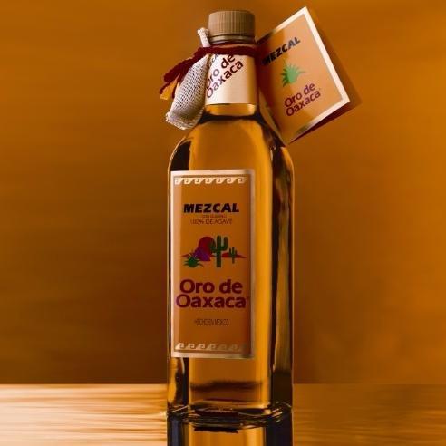 @mezcaloro, la bebida más exportada de México #OaxacaTierraDelMezcal