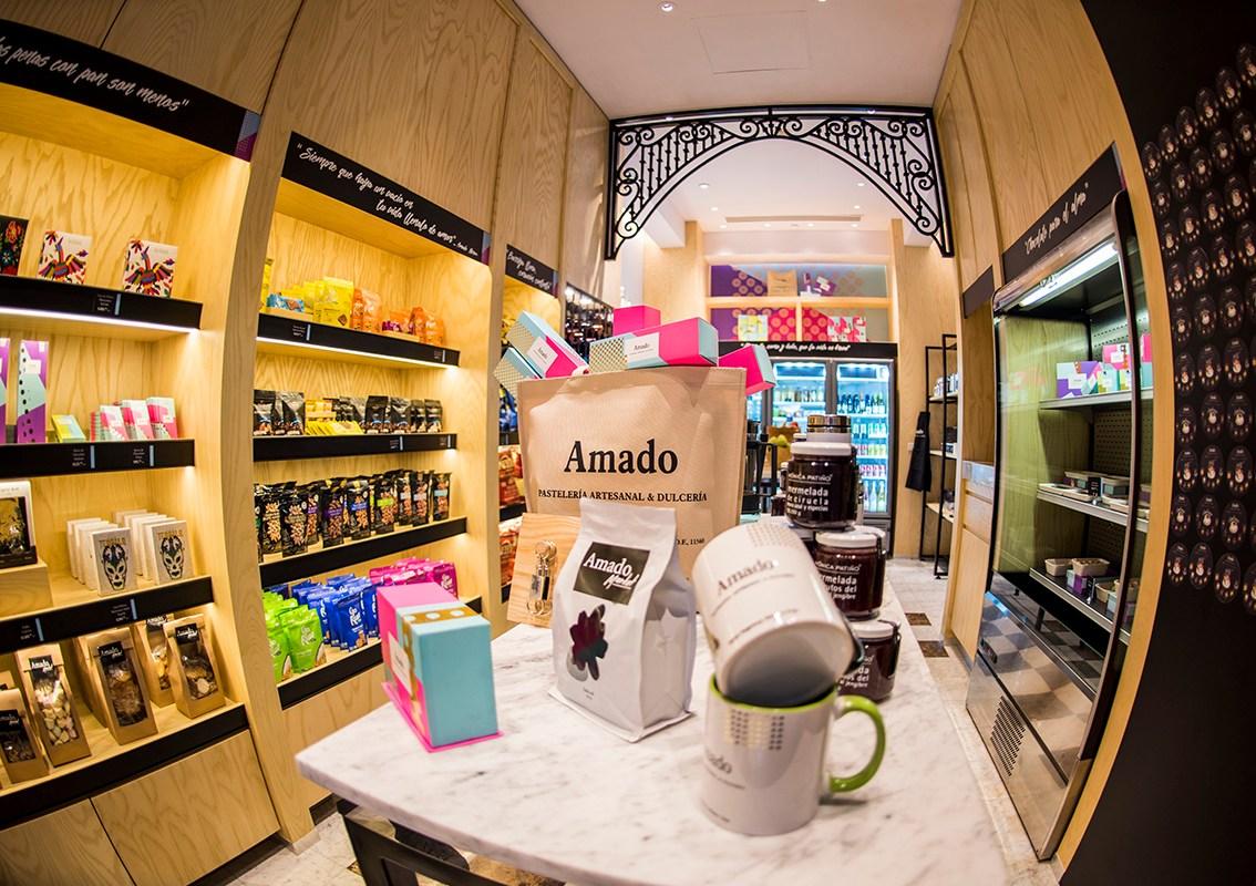 Amado Market, el nuevo espacio gastronómico al interior de @HyattRegencyMex