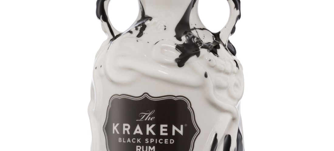The Kraken Rum presenta la segunda edición limitada de The Kraken Black Ceramic @KrakenRumMX