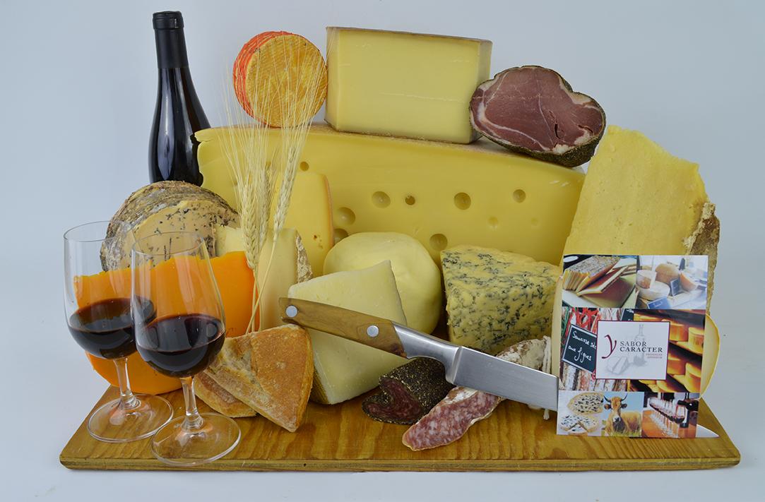 El #queso, viejo y con historia @saborYcaracter