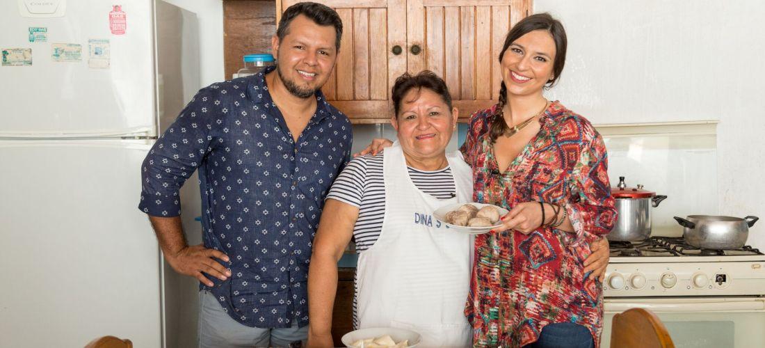 Verónica Zumalacárregui visita nuevas ciudades en busca de los secretos gourmet
