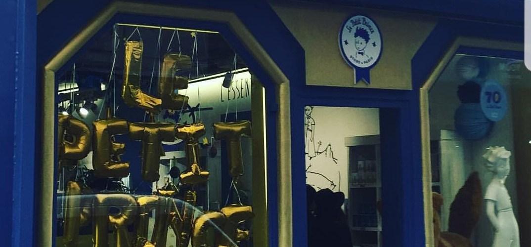 """Sabías que en París existe una tienda de """"El Principito""""?"""
