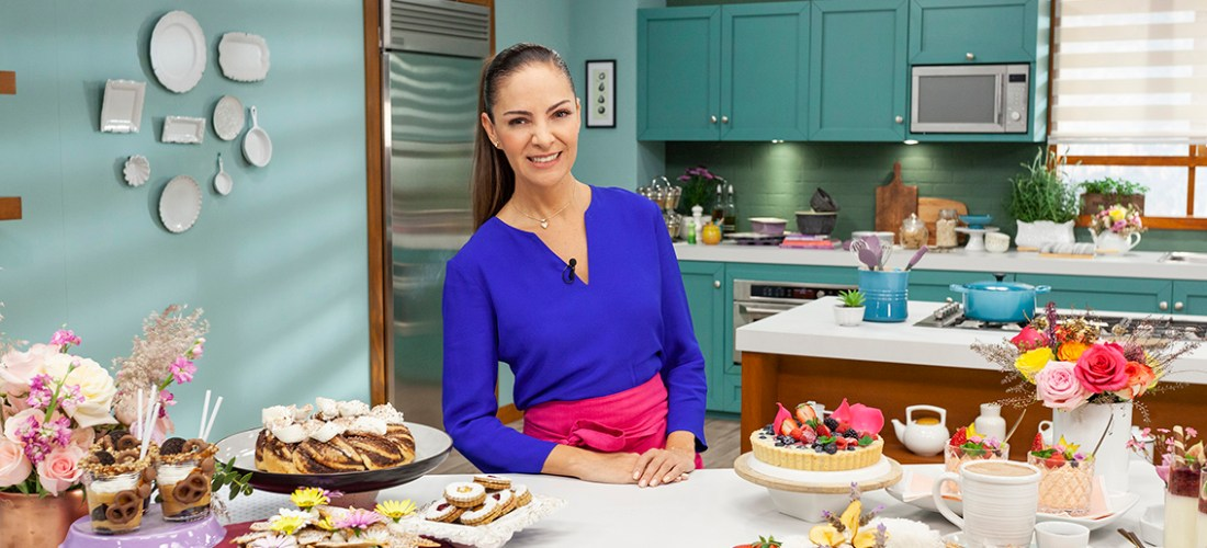 En mayo, El Gourmet se endulza con POSTRES CASEROS con @Paulina_Abascal
