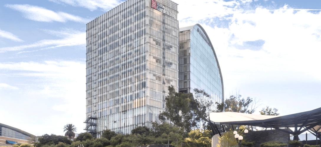 PRIMER COMPLEJO MULTIMARCA: ÚNICO EN SU TIPO PARA HOTELES HILTON EN MÉXICO