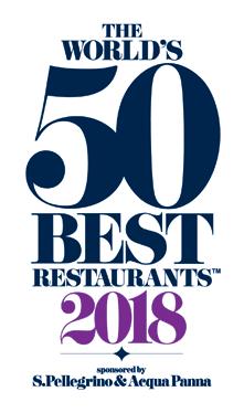 S.Pellegrino presenta 'Food meets Art' en Los 50 Mejores Restaurantes del Mundo en Bilbao @TheWorlds50Best