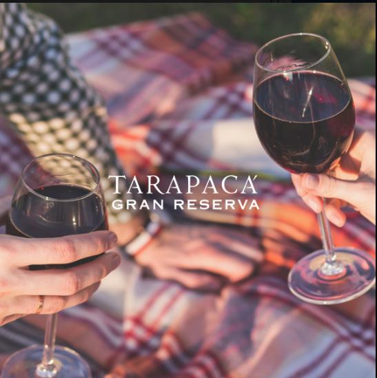 Tips para adentrarte al mundo del vino tinto según Viña Tarapacá  @vinotarapaca